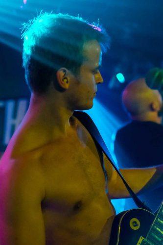 Riot Rock artiesten, gitarist