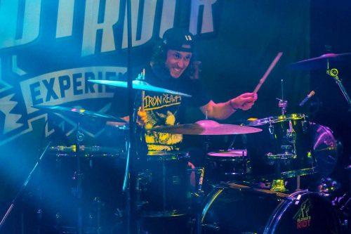 Riot Rock artiesten, drummer