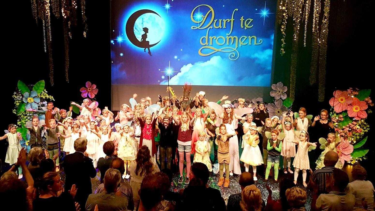 Einde theatervoorstelling Eigenwijs - Durf te dromen