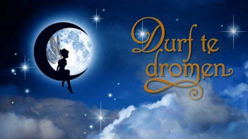 Theater video achtergrond : Durf te dromen