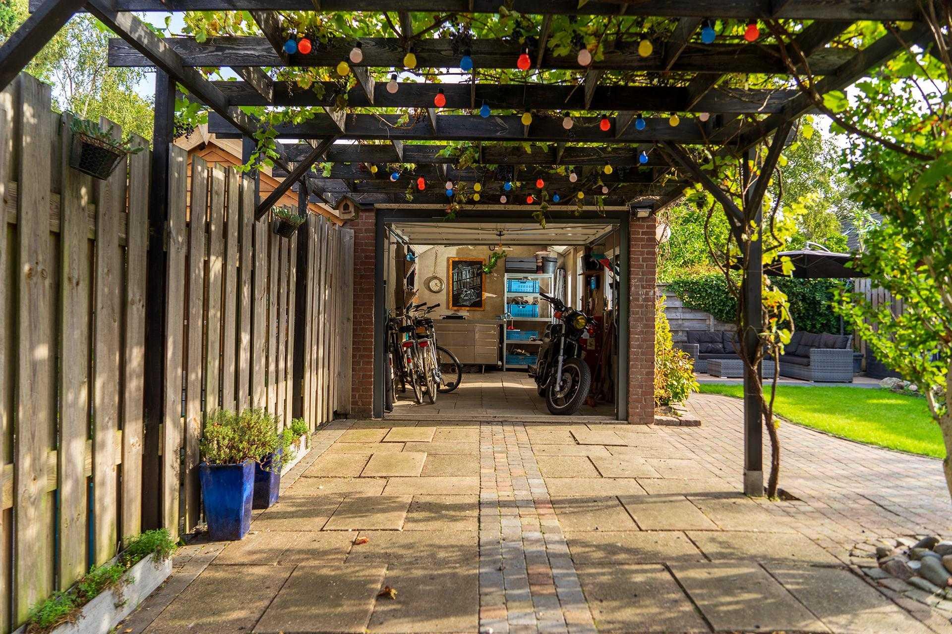 garage voor funda