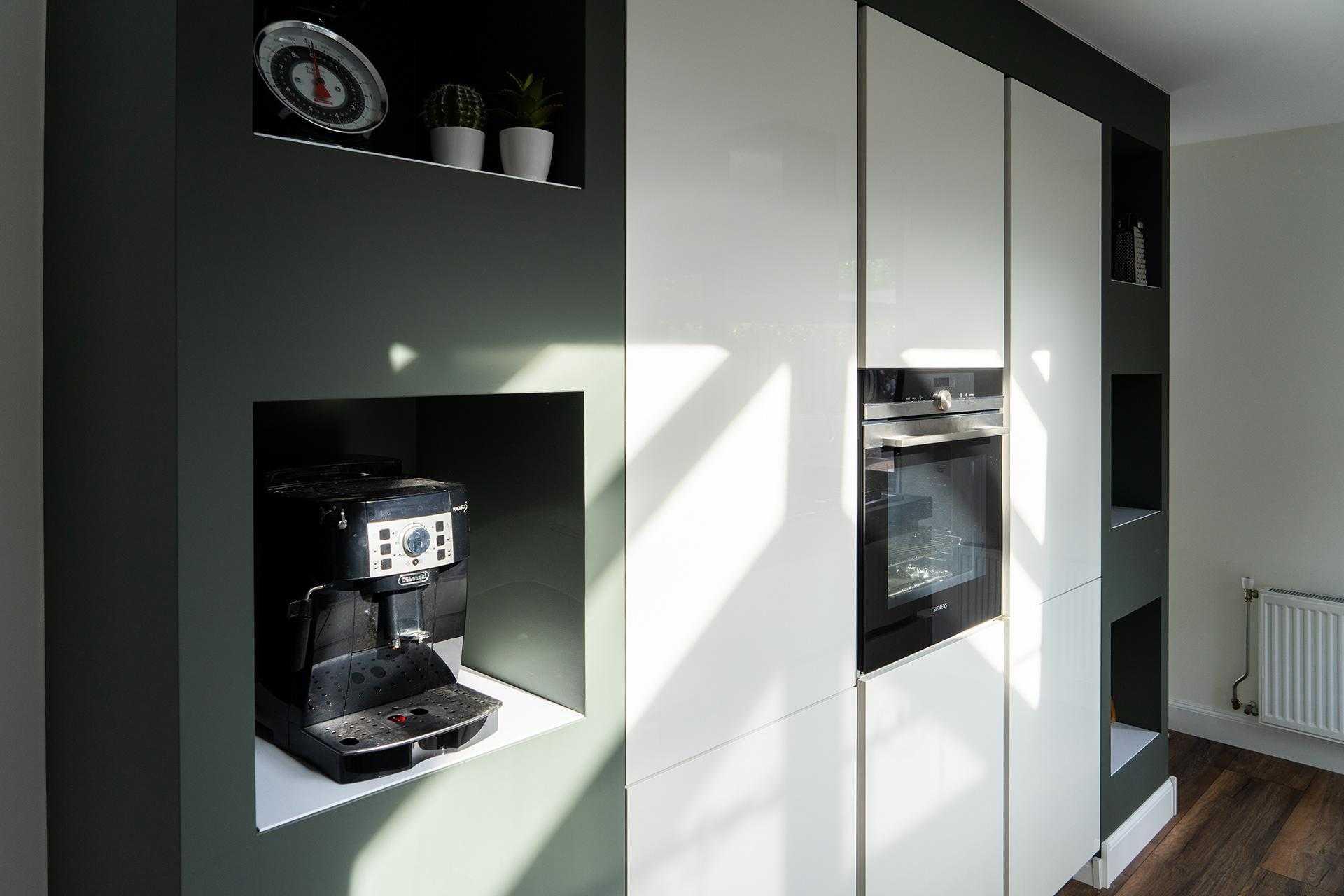 keuken fotografie voor op funda