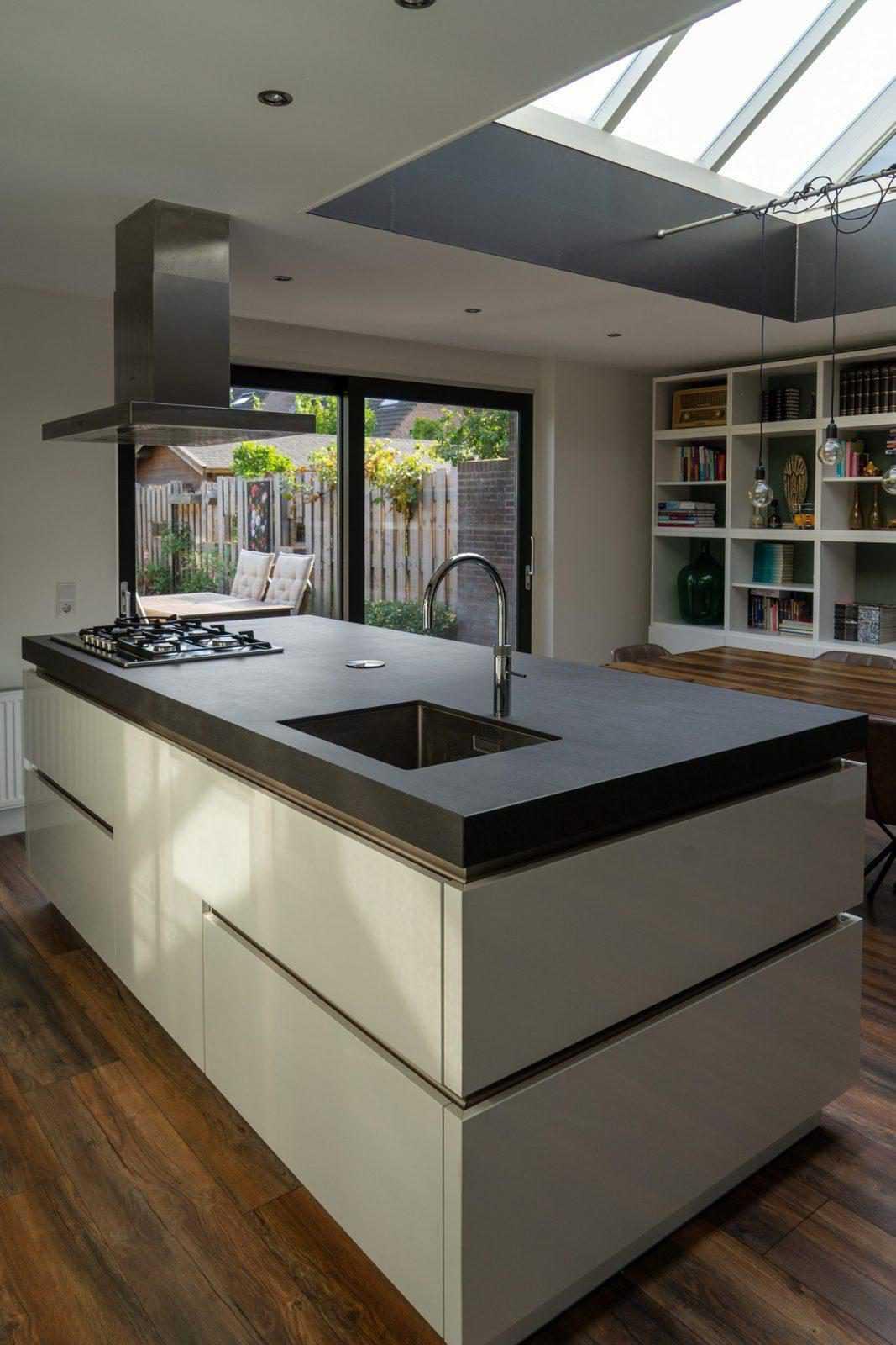 Keuken foto voor verkoop huis op funda
