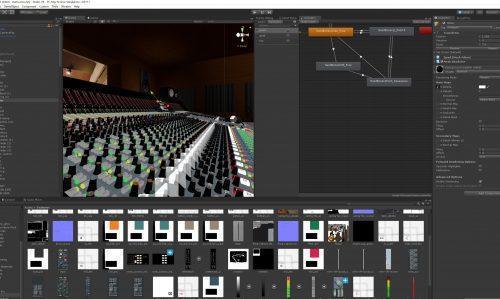 Building the VR Studio 8
