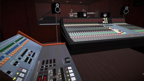 VR Audio Engineer / VR Recording studio