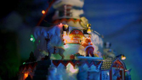 Kerstmis bij de Bosrand