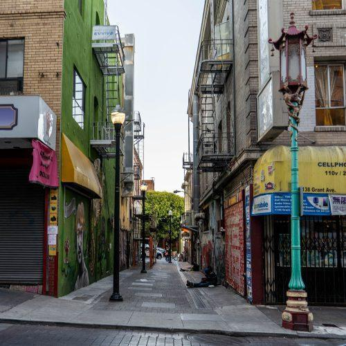 De straten van San Francisco