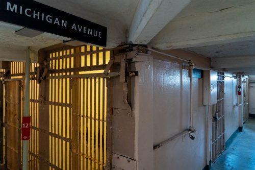 Michigan Avenue in Alcatraz San Francisco
