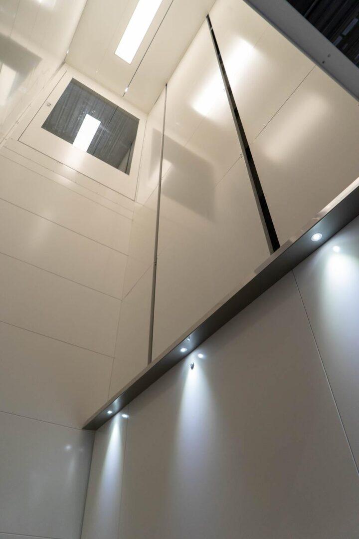 Liftschacht platformlift