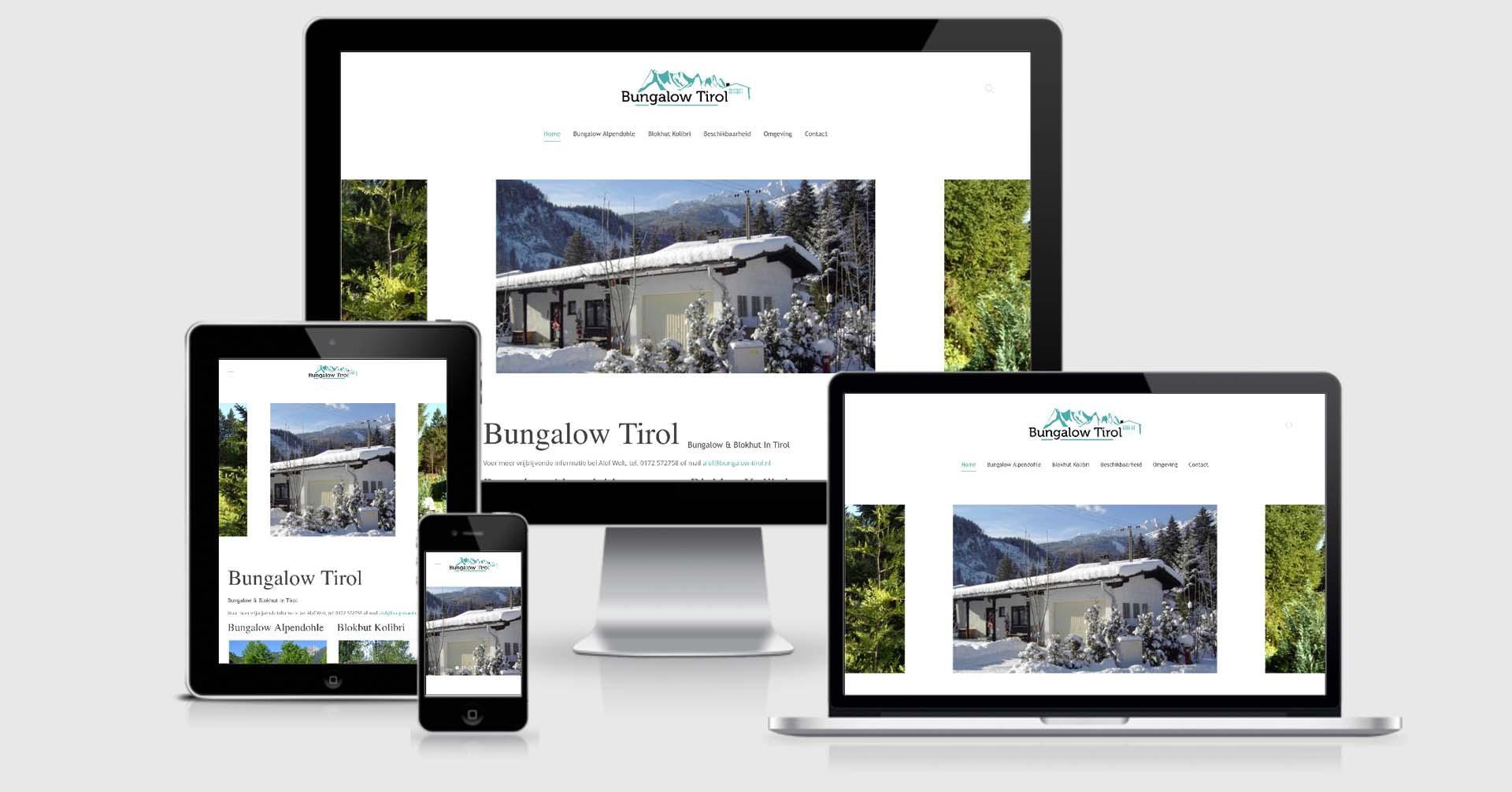 Bungalow Tirol