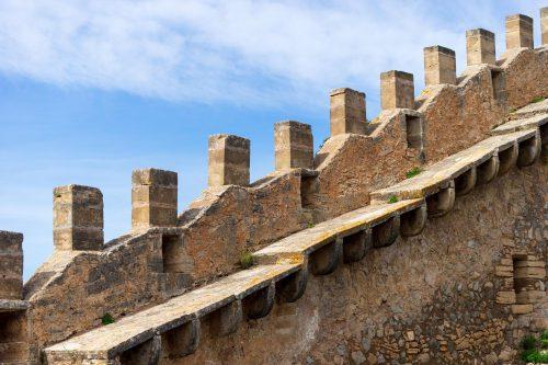 Mallorca fort, capdapera