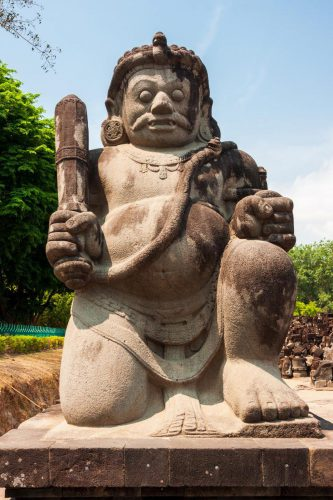 Sculptures Prambanan