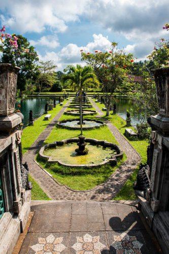 Tirtagangga gardens Bali