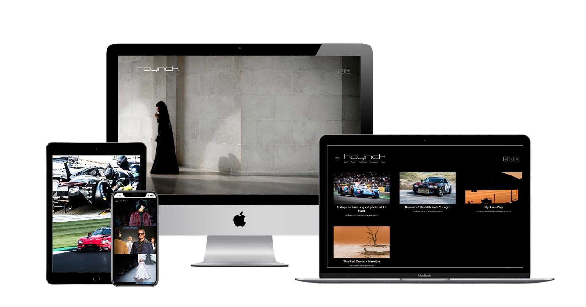 Website Hoyinck Photography