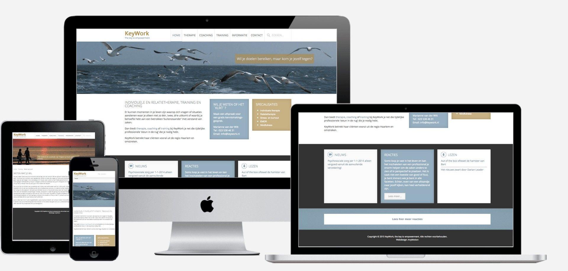 Website keywork