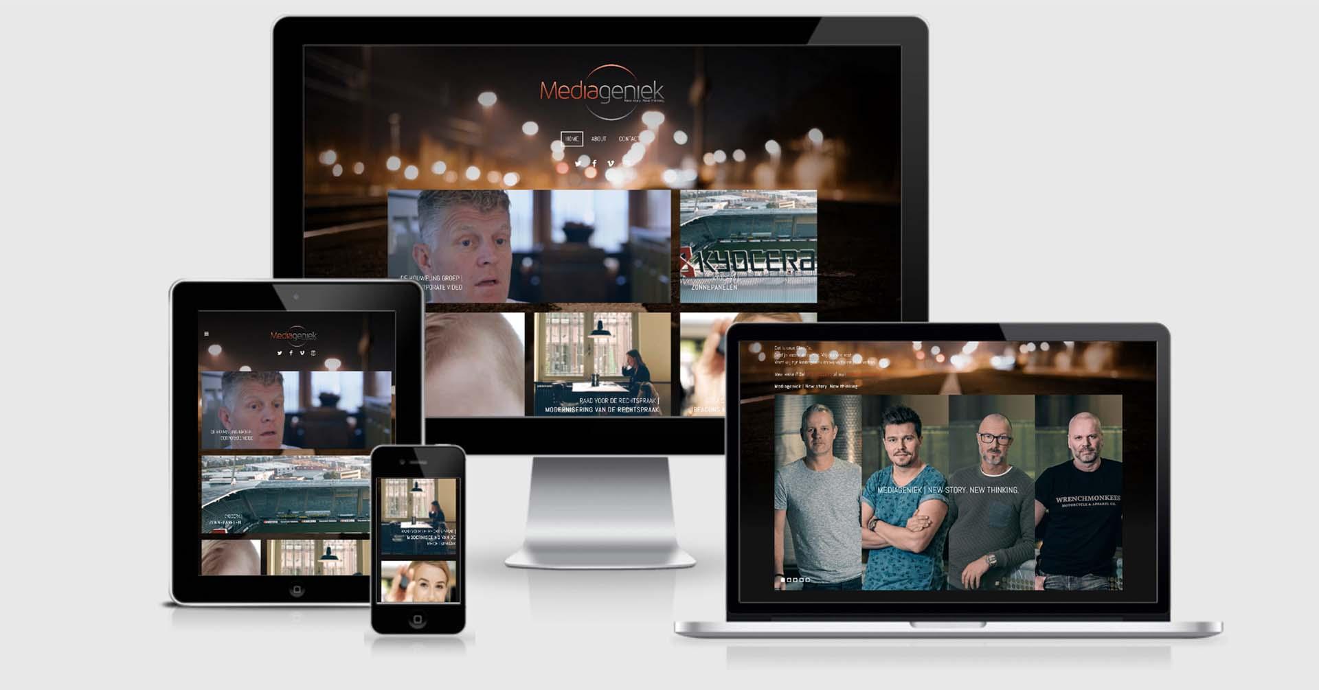 Website mediageniek
