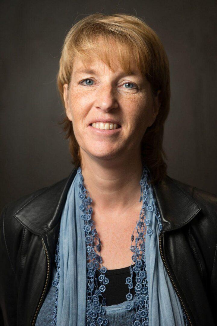 Personeel portretfoto voor website