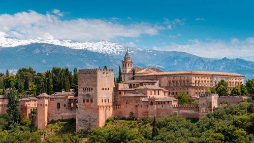 Andalusië reisfotografie