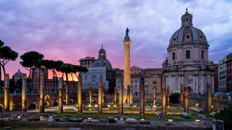 Rome reisfotografie