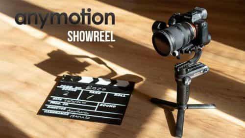 Showreel AnyMotion