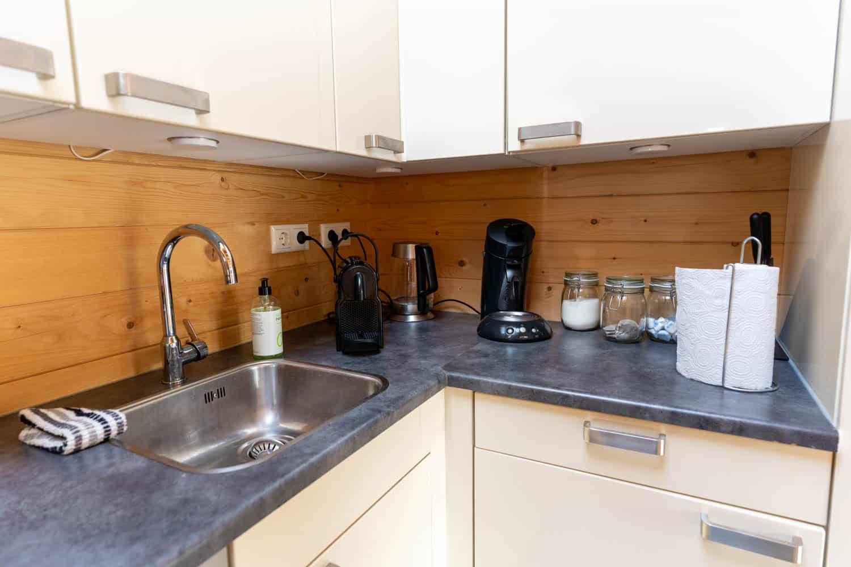 Keuken Air BNB