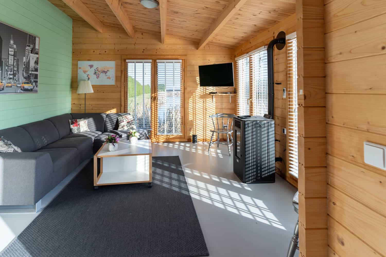 Huiskamer Air BNB