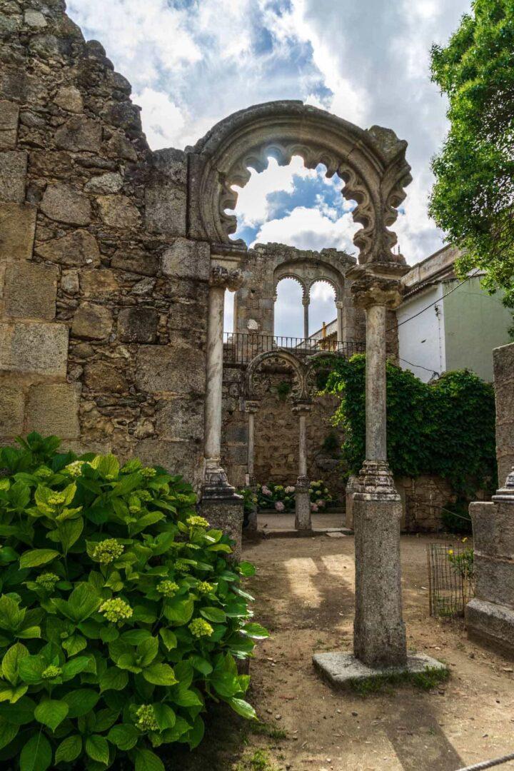 Evora park Portugal