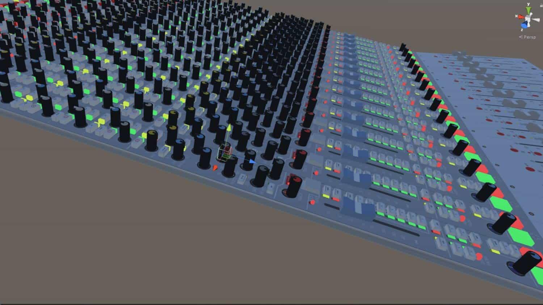 Building the VR Studio 3