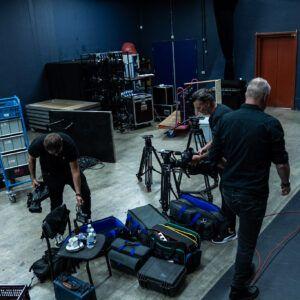 Afbreken stream setup Theater Zoetermeer