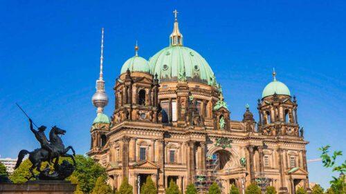 Berlijn Stadsfotografie