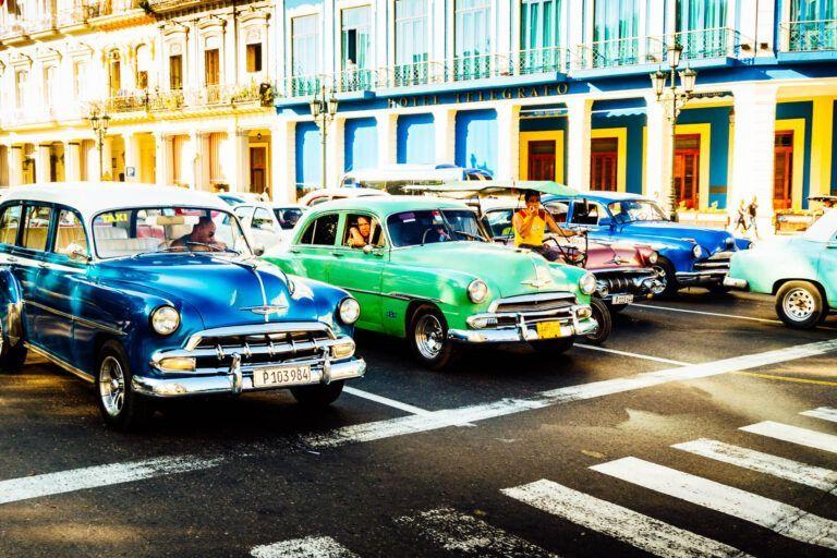 Kleuren van Havana