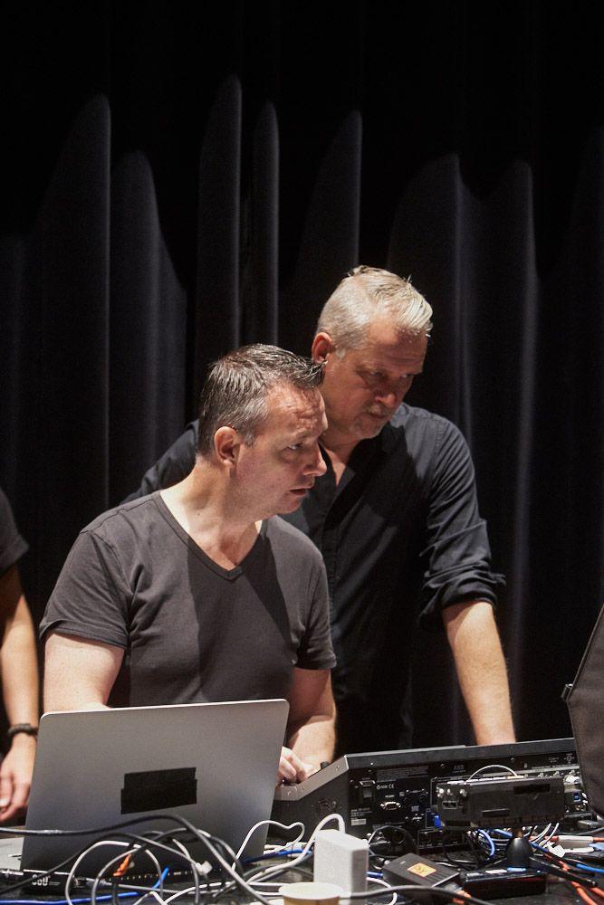 Paul Vleghaar (Mediageniek) & Marald Bes (AnyMotion)