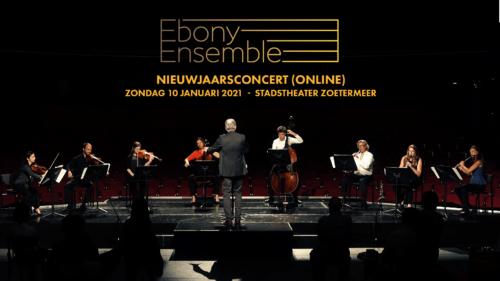 Nieuwjaarsconcert Ebony Ensemble