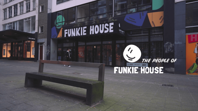 The heart of Funkie House