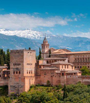 Reisfotografie andalusie