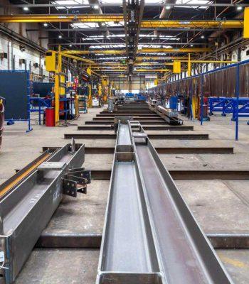 Foto fabriekshal Katwijk